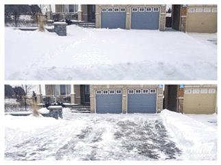 Full Winter Snow Removal Contracts